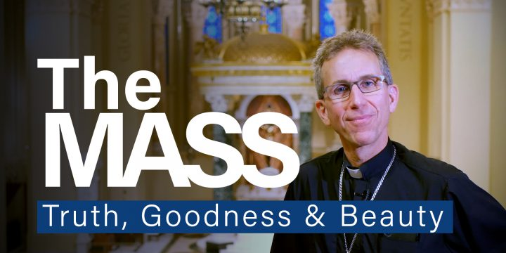 The Mass-Truth, Goodness and Beauty