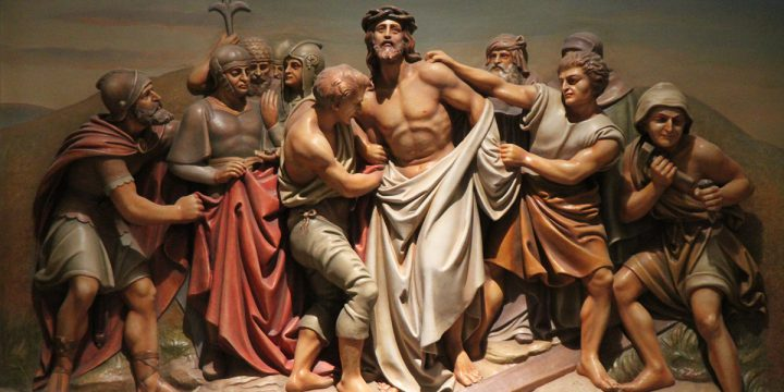 Stations of the Cross immerses us in Jesus' sacrifice