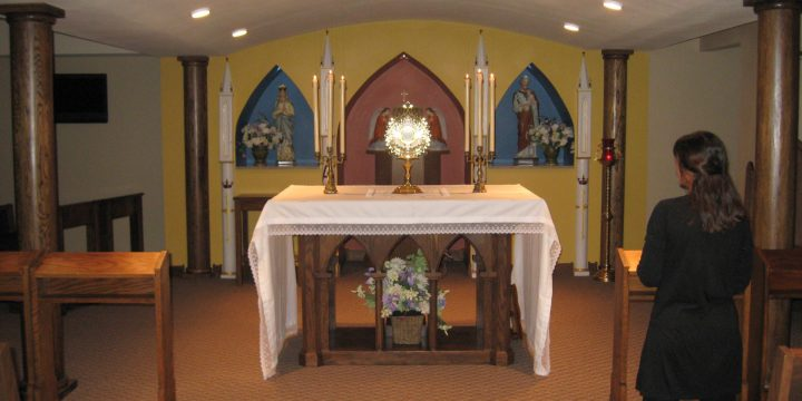 Seven Sisters Apostolate covers priests in prayer