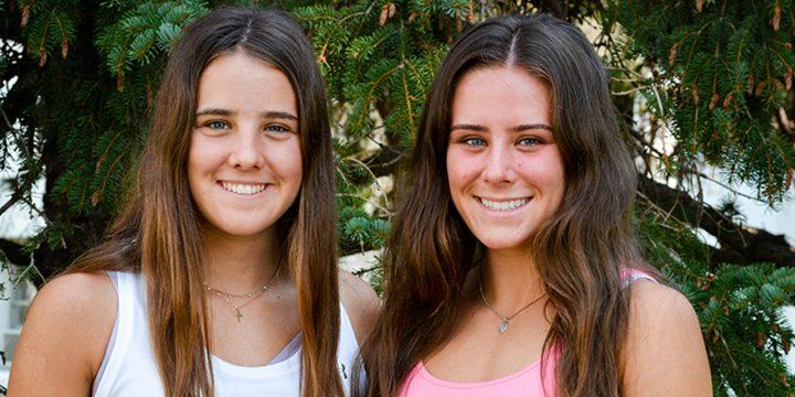 Girls' faith inspires others