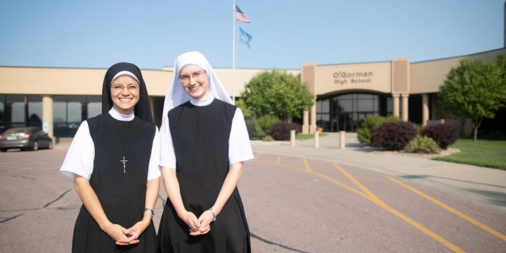 New religious community arrives in diocese
